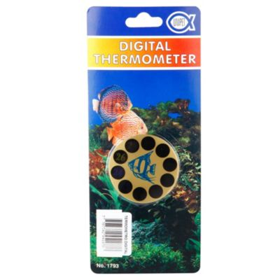 Termómetro digital acuario