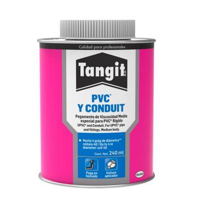 Soldadura PVC 1/16 gl Sanitaria 240 ml