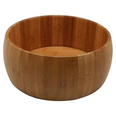 Bowl para Ensalada en Bambu 23 cm