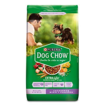 Dog Chow cachorro razas pequeñas 4 kilos