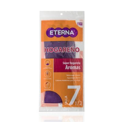 Guante Antibacterial con Aroma Talla 7 1/2