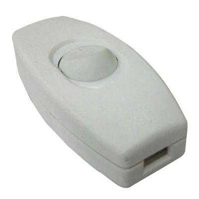 Interruptor De Paso Para Cable Duplex 6A 120V 720W