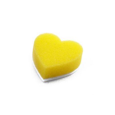 Sello Espuma Corazón 5x5 cm