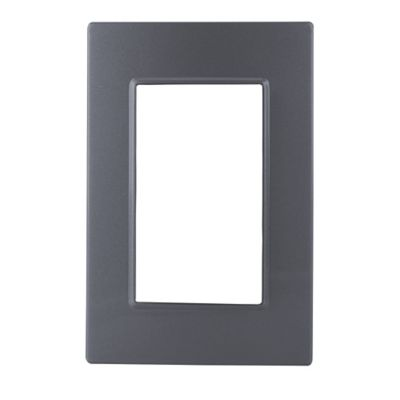 Placa gris natural quadra