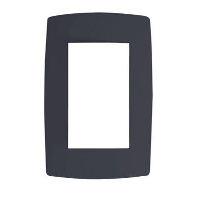 Placa gris natural sin bastidor piano