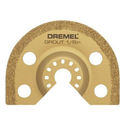 Hoja de Carburo de Tungsteno Para Remover Lechadas Multi-Max MM500 1/8-pulg (32mm)
