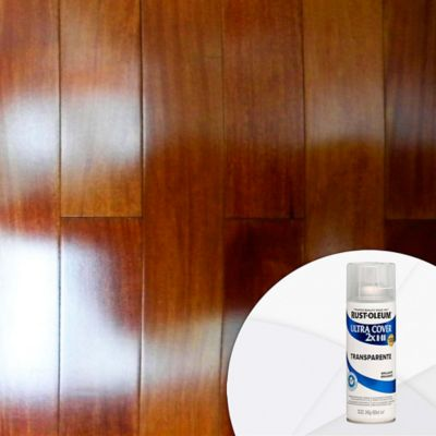 Aerosol Ultracover 2X Transparente Brillante 430ml