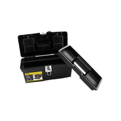 Caja de herramientas 16 pulgadas Millenium, con bandeja 416013