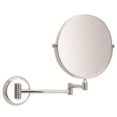 Espejo de baño retráctil
