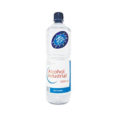 Alcohol Industrial X 1000 ml
