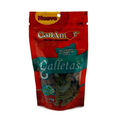 Galletas gatos 75 gramos