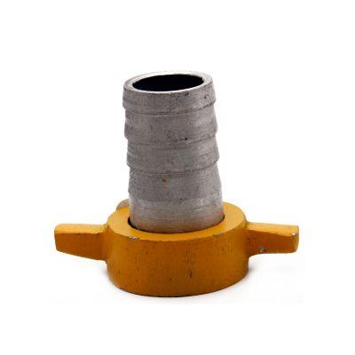 Acople universal  1,1/2pulg aluminio bomba
