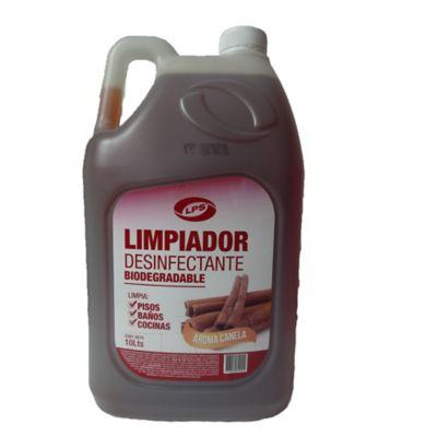 Limpiador Para Pisos Desinfectante Canela 10.000 cc