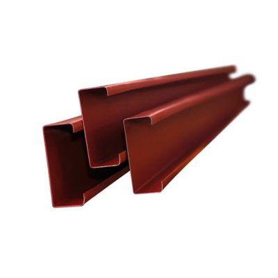 Perfil C Gr50 220 x 80 x 2.0mm x 6m Anticorrosivo