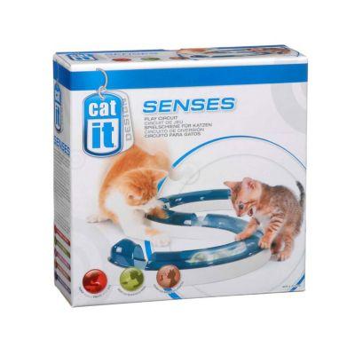 Circuito de juego para gatos