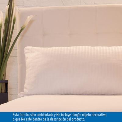 Almohada Sensación Plumas 250 Hilos 50x90 cm Apoyo Medio