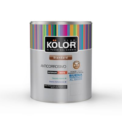 Anticorrosivo Kolor Verde 1/ 8 Galon