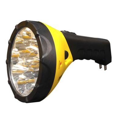 Linterna Recargable 12 LED Mango Ergonómico