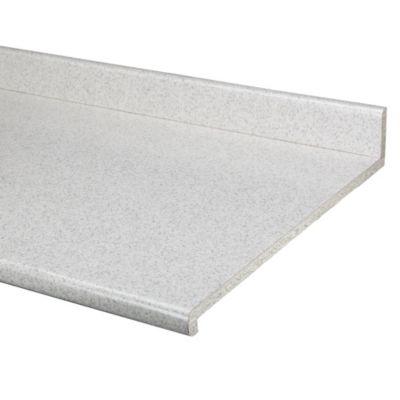 Kit mesón Postformado jaspe claro 2.4 metros x 0.60 metros
