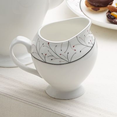 Cremera leaf cerámica