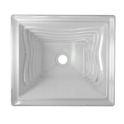 Lavatraperos Aqua 40x35 Blanco