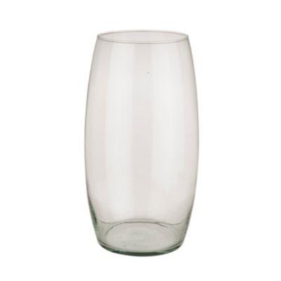 Florero vidrio ovale 25 cm