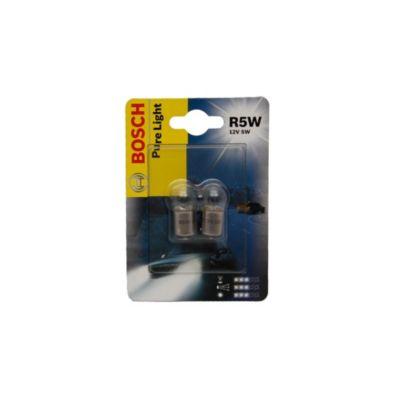 Bombillo reversa y placa Bosch