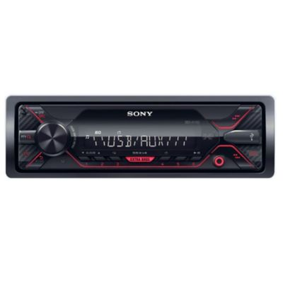 Radio mp3/usb/aux 55Wx4 Panel Desmontable