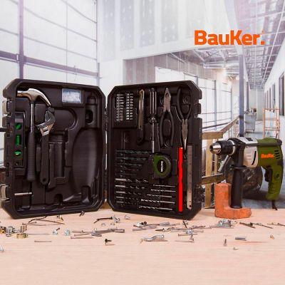 Kit Taladro Percutor 1/2-pulg 750W + 48 Accesorios