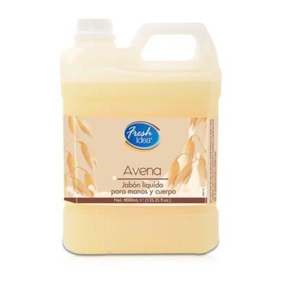 Jabon Liquido Avena x4000ml