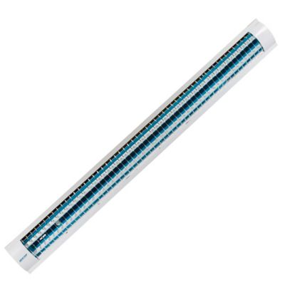 Lámpara fluorescente electrónica T5 2 x 54w acrílico