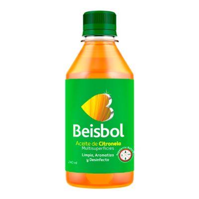 Destapadores De Cañerías Aceite De Citronela Concentrado 240 ml