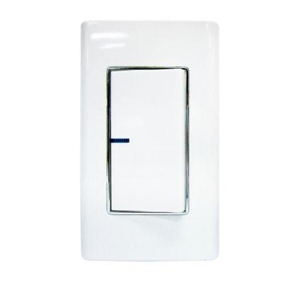 Interruptor Sencillo Blanco Ornatto