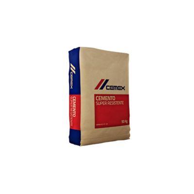 Cemento Cemex Super Resistente 50kg