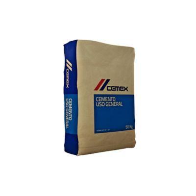 Cemento Cemex Uso General 50kg