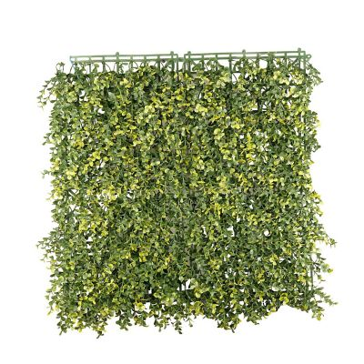 Jardín Vertical Eucalipto Otoño Artificial 50 x 50 cm