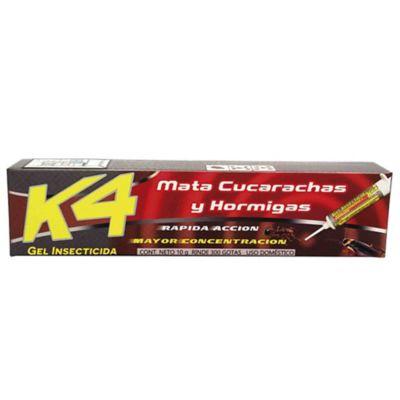 Gel insecticida mata cucarachas y hormigas k4