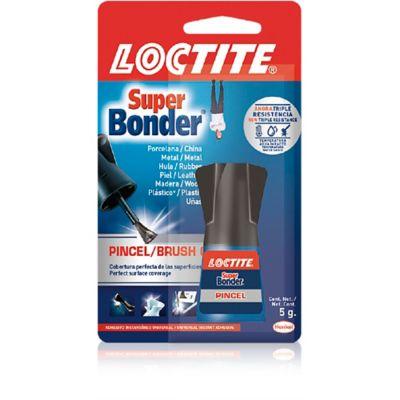 Pegante Super Bonder 5 Gramos Con Pincel