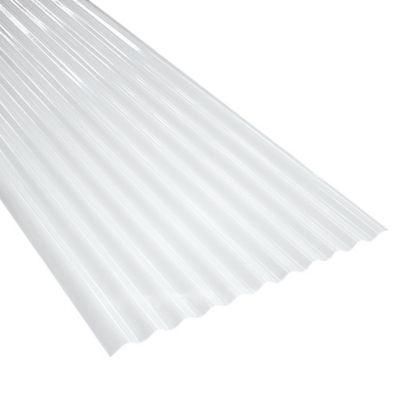 Teja Tipo Zinc #10 305x82cm 0.9mm PVC