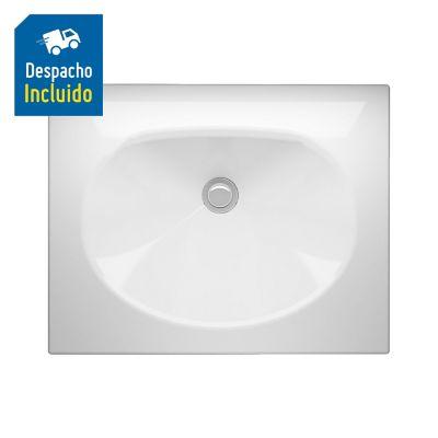 Lavamanos eco blanco 48x38 cm c.e