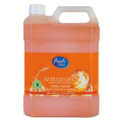 Jabon Liquido Antibacterial x4000ml