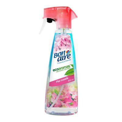 Eliminador de olores flor rosada 400 ml
