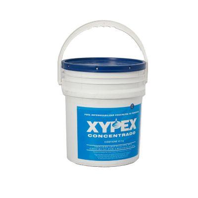 Xypex concentración blanco 25 kilos