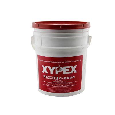 Aditivo Impermeabilizante Xypex Admix C-1000 25kg Caneca