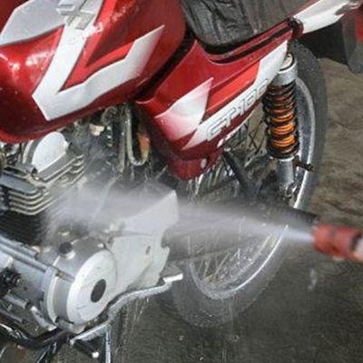 Lavado Sencillo Moto