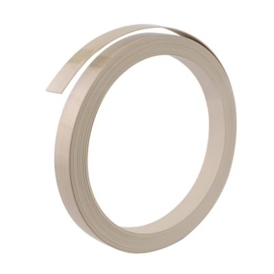 Tapacanto Pvc Blanco Linea Brillantes 1 x 21 mm