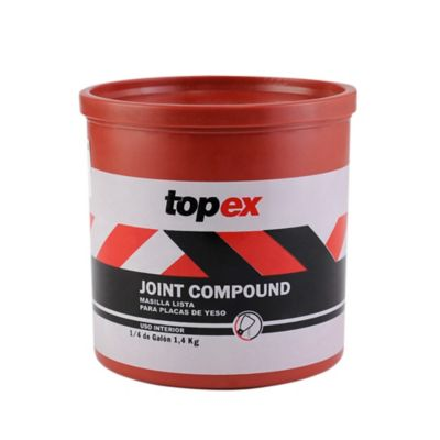 Masilla 1/4 galon  topex joint compound