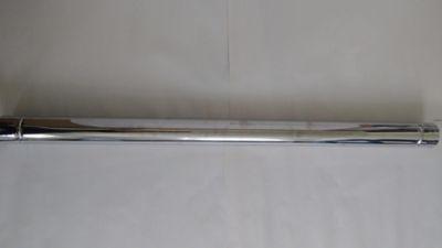 Flauta 2,5 Pg Acero Inoxidable