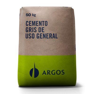 Cemento Argos Gris 50kg Palmira