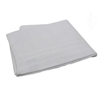 Toalla praga 500 gramos blanca 70 x 140 cm